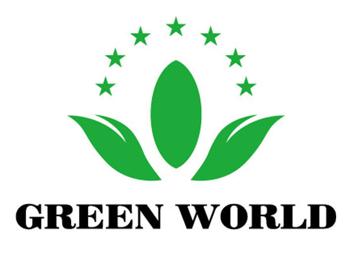 logo green world