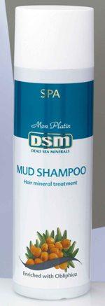 Minerální bahenní šampon s rakytníkem 500ml