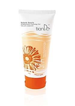 TianDe- Čistící antibakteriální gel Přírodní krása