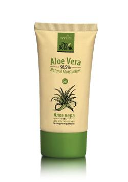 Aloe vera - gel na obličej a tělo 50g