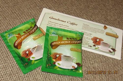 Green World Káva z REJŠI 12ks